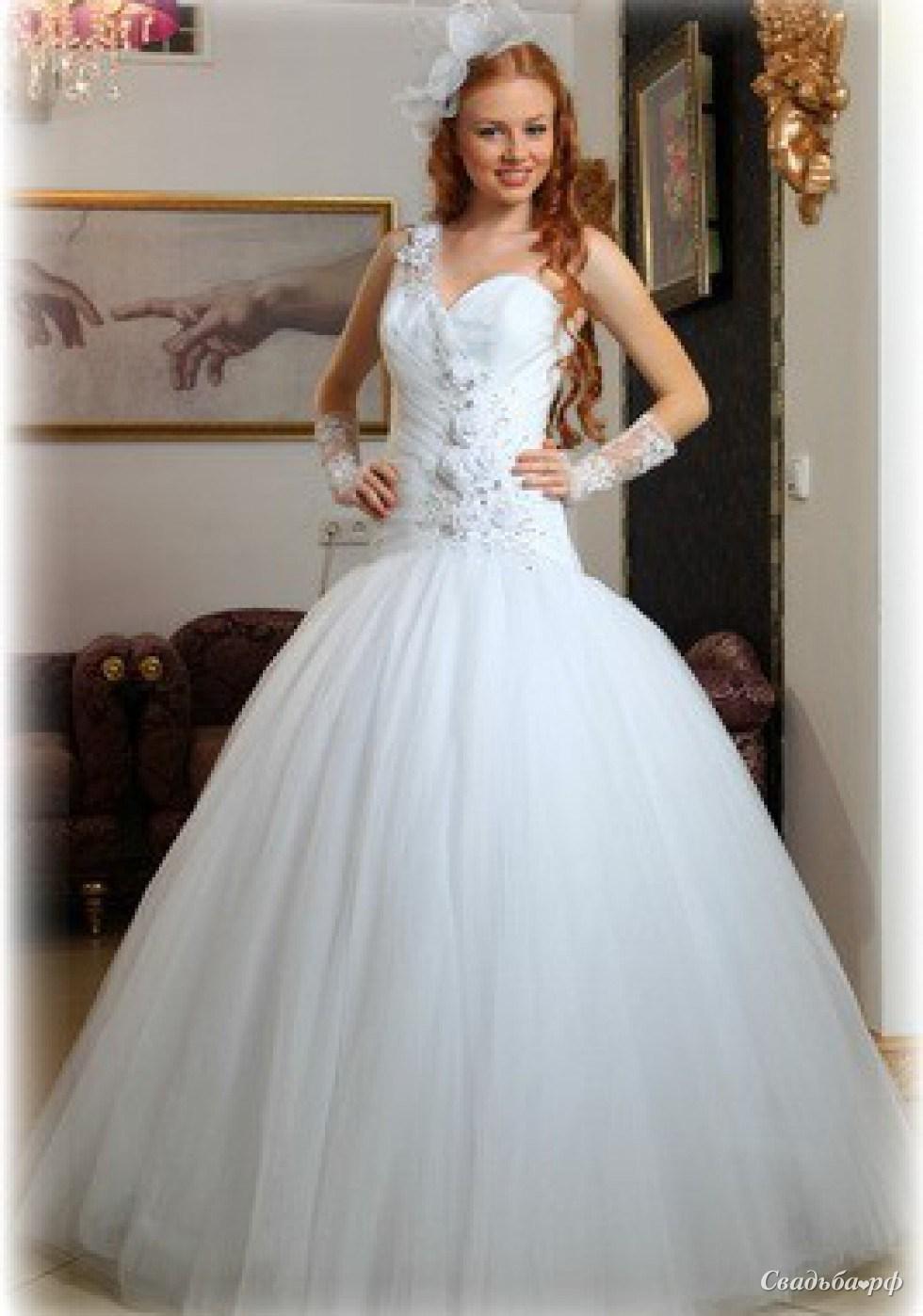 Свадебное платье В961 (Свадебный салон Вивьен бутик): фото, описание, цен..