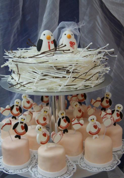 Свадебные торты хабаровск фото