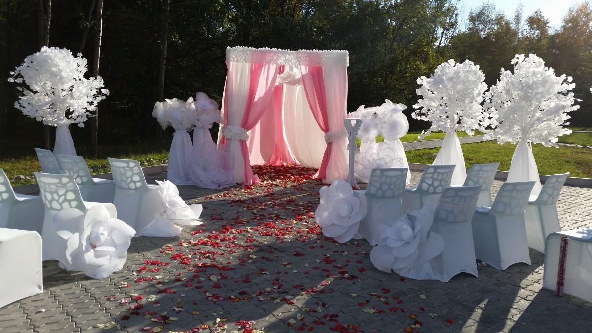 Свадебные украшения в Хабаровске